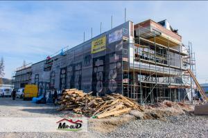 Budowa nowej siedziby Elhurt Plus